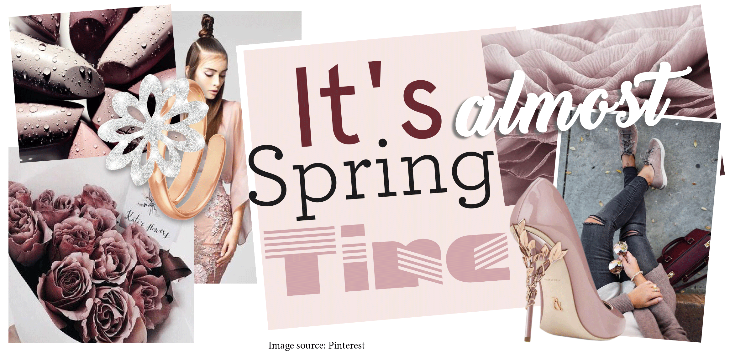 IT'S (ALMOST) SPRING TIME!